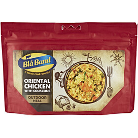 Bla Band Outdoor Meal Outdoor Nutrition Oriental Chicken with Couscous 144g